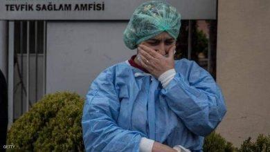 """صورة تركيا: وفيات كورونا تتعدى 1000.. وضغط على وحدات """"العناية"""""""
