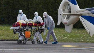 صورة فرنسا.. 50 إصابة بفيروس كورونا على حاملة الطائرات شارل ديغول