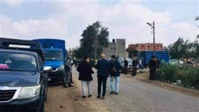 صورة الأمن: ضبط 22 من اهالى الدقهلية بسبب رفضهم لدفن جثمان طبيبة متوفية بالفيروس