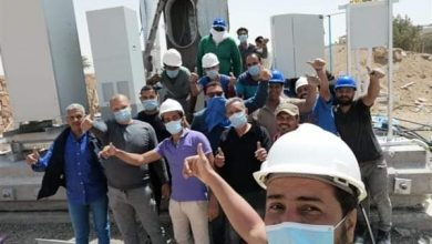 """صورة """"مرسى علم"""" اتصالات تبني شبكة محمول لمساندة المحتجزين في الحجر الصحي"""