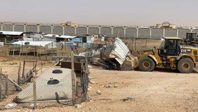 صورة السعودية: الفرق الرقابية بالرياض تزيل ٣٨٠ مبسطاً ومسلخاً من العاصمة