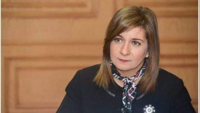 """صورة شاهد وزيرة الهجرة تكشف تفاصيل مبادرة """" خلينا سند ليك"""""""