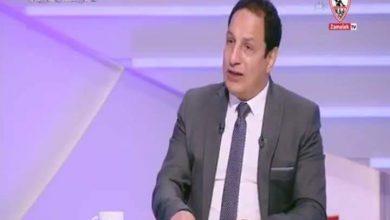 صورة عفت نصار : لا أحد يستطيع منعي من الظهور في قناة الزمالك