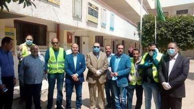 صورة أحزاب الفيوم تنصهر في بوتقة منظمة الشعوب والبرلمانات العربية