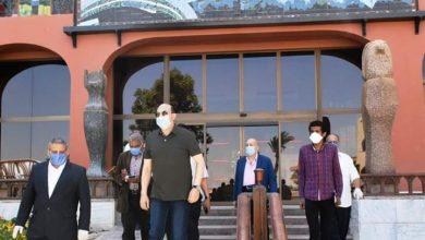 صورة أسوان : إجراءات استباقية واحترازية لمنع التجمعات والتزاحم يوم شم النسيم حفاظا على صحة وسلامة المواطنين