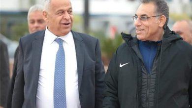صورة فرج عامر : فتوح و١٥ مليون مقابل حسام حسن للزمالك