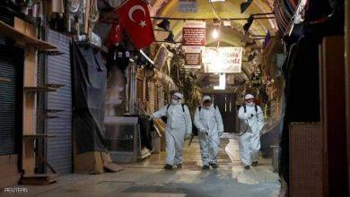 صورة تركيا من أكثر الدول تأثرا بفيروس كورونا