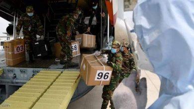 صورة مساعدات صينية إلى كمبودية وبكين تهدد نفوز واشنطن في آسيا
