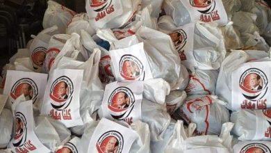 """صورة بالصور """"الرشيدي"""" ينظم اكبر قافلة تحدي للخير بشرق الاسكندرية"""