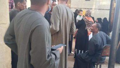 صورة حقوقي يحذر من كارثه محتمله امام مكتب بريد الرزيقات ارمنت