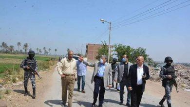 صورة محافظ المنيا: إزالة 43 حالة تعد وأدوار مخالفة بعدد من الأبراج بدماريس وأبوفليو