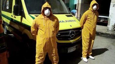 صورة أسوان:(11) إصابة جديدة بفيروس كورونا اليوم استقبلها مستشفى العزل الطبى