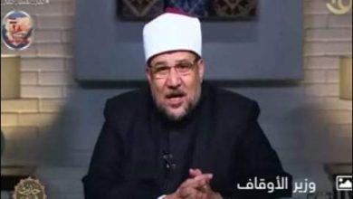 صورة وزير الأوقاف : أنفقنا 6 مليارات جنيه على عمارة المساجد