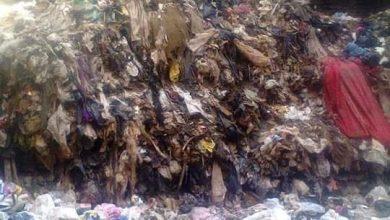 صورة مناشدة حقوقية لمحافظ الجيزة لرفع القمامة من مقلب بحي امبابه يهددصحه المواطنين