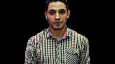 """صورة الكاتب الروائي أحمد شرف ينتهى من رواية""""أنغام""""لطرحها"""
