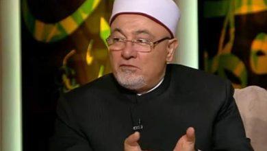 صورة الشيخ خالد الجندى يدعو متابعيه لمساعدة الضعفاء
