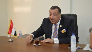صورة محمد سعد الدين: قرض صندوق النقد يدعم برامج التنمية ويعزز الثقة فى الإقتصاد المصرى
