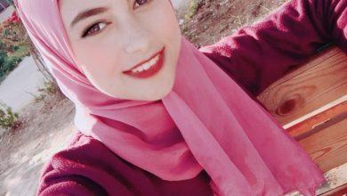 صورة تهنئة للزميلة الصحفية هاجر إبراهيم بمناسبة عيد ميلادها