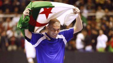 """صورة زيدان يتبرع بمعدات طبية ل """"بجاية"""" بالجزائر"""