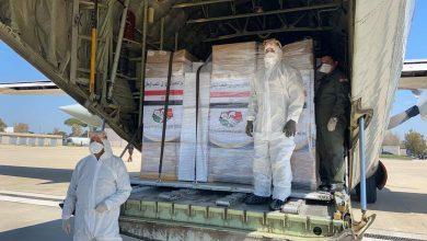 صورة حرب كورونا ..مصر تدعم إيطاليا بطائراتان عسكريتان ممتلئتان بالمستلزمات الطبية