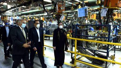 صورة مدبولي يتفقد مصنع جنرال موتورز مصر