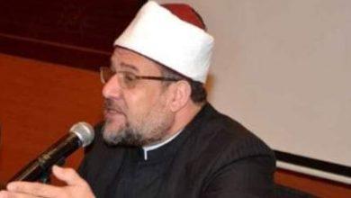 """صورة وزير الأوقاف"""" ناعيا شهداء """"بئر العبد"""" هناك مليون منسي آخر على درب البطولة"""