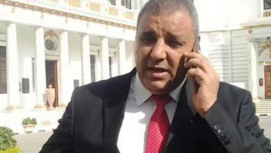 صورة نائب سمالوط ينعي أسر شهداء القوات المسلحة ويؤكد : أن العمليات الإرهابية لم تنال من عزيمة المصريين