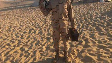 صورة آخر ما قاله البطل أحمد الكاملي قبل استشهاده