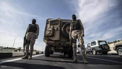 صورة حملة واسعة للجيش المصرى ضد مجموعات متطرفة في أنحاء البلاد عقب هجوم بئر العبد