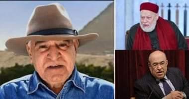 صورة مصطفي الفقي يكشف تفاصيل الصلح بين الدكتور علي جمعه وزاهي حواس