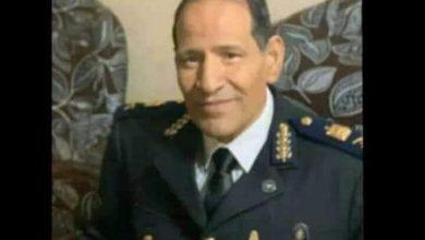 صورة وفاة اللواء ممتاز عبيد مدير مباحث الهرم سابقا