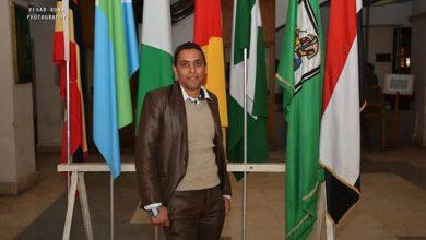 صورة أحمد المظهر رئيس لجنة التواصل الإجتماعي بمؤسسة القادة بالمنيا