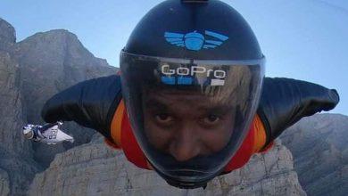 صورة خليفة الغافري: قمة جيس أبرز محطاتي للقفز من فوق المرتفعات