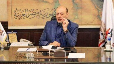 """صورة حزب """"المصريين"""" عن تلبية السيسي لرغبة سيدتين: يستحق لقب جابر الخواطر"""