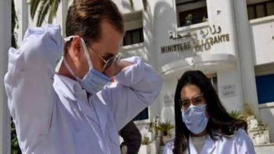 صورة لليوم الثاني علي التوالى صفر إصابات في تونس