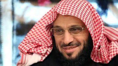 """صورة دكتور عائض القرنى :""""بئس القوم لايعرفون الله إلّا في رمضان""""،هذا القول ليس بصحيح"""