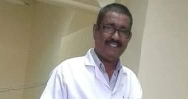 صورة وفاة الدكتور عبد الناصر حسن نقيب أطباء العلاج الطبيعى بالأ قصراليوم متأثرا بكورونا المستجد 19
