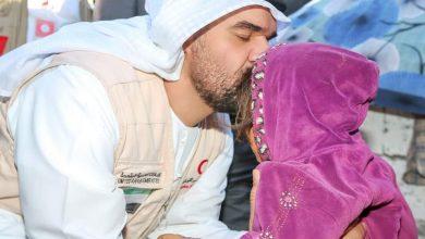 صورة حسين الجسمى: يا رب اجعلنا من أنفع الناس للناس