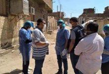 صورة 5 حالات وفاةجديدة بكورونا بكوم أمبو في أسوان