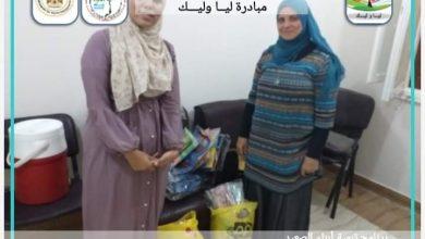 """صورة """"ليا وليك"""" مبادرة لنشر البهجة علي وجوه الأيتام بمناسبة العيد بالمنيا"""