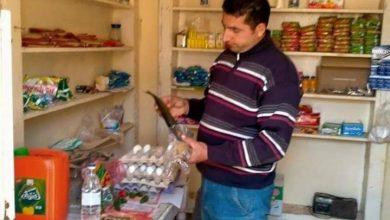 صورة صحة الشرقية: مراقبة الأغذية تعدم ٩ طن أغذية فاسدة وتغلق١٢٥منشأة غذائية مخالفة
