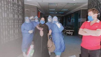 صورة صحة الشرقية: خروج ١٩ حالة شفاء بعد إصابتهم بكورونا من مستشفيات العزل