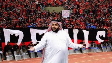 صورة من جديد تصريحات تركي آل شيخ الغامضة .. وغضب جماهير الأهلي.