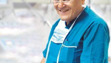صورة الدكتور مجدي يعقوب رئيساَ شرفياَ لنادي الزمالك