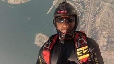 صورة باتمان الإمارات يوضح المواصفات المطلوبة للمبتدئين في تسلق الجبال والقفز