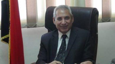 صورة رسمياَ. الدكتور عصام فرحات نائباَ لرئيس جامعة المنيا