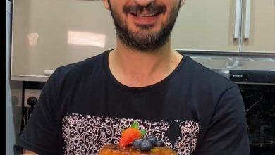 صورة طريقةعمل سموزي الفراولة بالزبادي للشيف أحمد عزيز