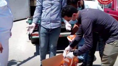 Photo of اعدام 900كيلو أغذية فاسدة بأولاد صقر في الشرقية