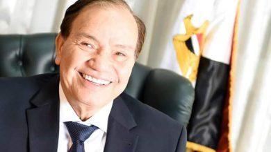 صورة صديق عفيفي : مصر ترسا رئيسا في مواجهه جائحه كورونا .