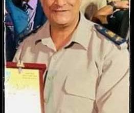 صورة وفاة رئيس وحدة مرور بركة السبع وقويسنا بكورونا